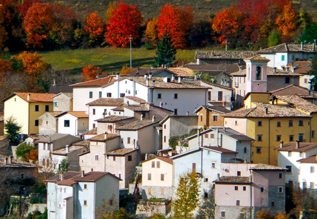 Poggiodomo-Umbria - Valnerina