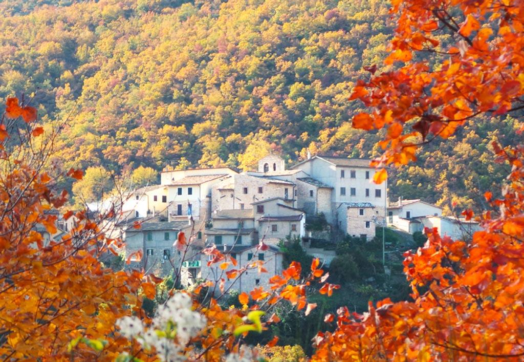 Roccatamburo - Poggidomo - Valnerina