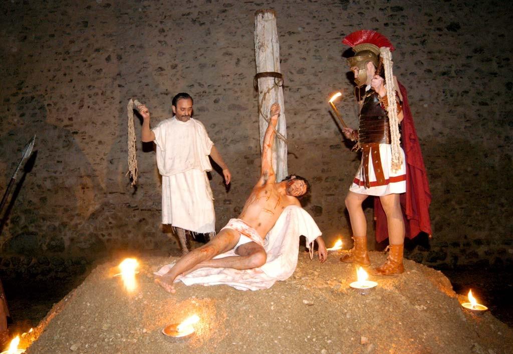 Processione Venerdì Santo a Norcia