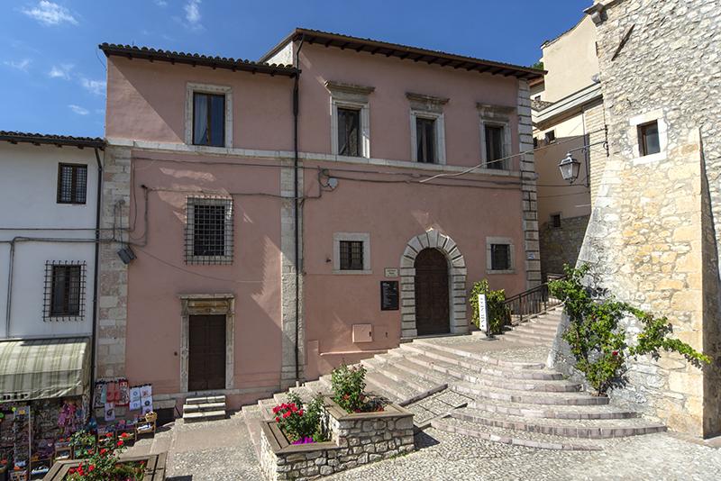 Palazzo Santi_Facciata